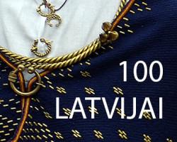 Latvijai 100 3