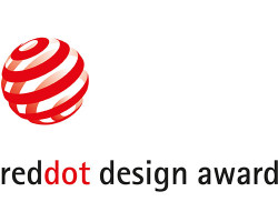 Reddot deign award 2