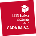Zīme laureātiem GB 2017