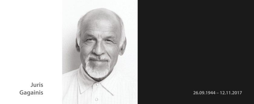 Juris Gagainis Pieminot