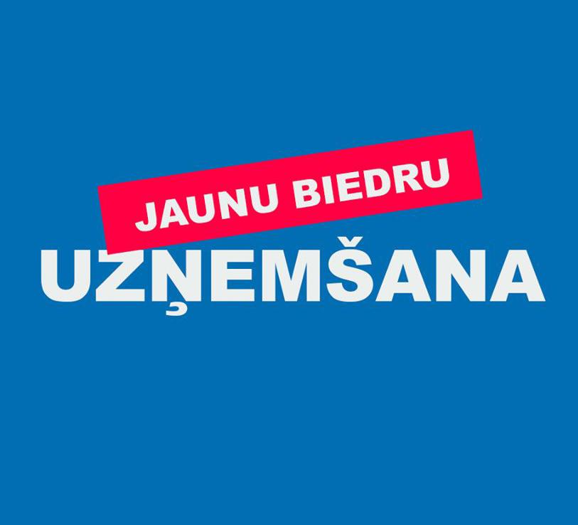 Jaunbiedru_uznjemshana